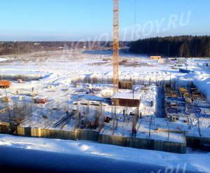 ЖК «Красногорский»: ход строительства корпуса №24