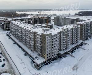 ЖК «Пироговская Ривьера»: из группы застройщика