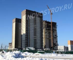 ЖК «Татьянин парк»: ход строительства корпуса №8Б
