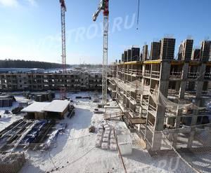 ЖК «Кленовые аллеи»: ход строительства корпуса №6