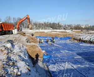 ЖК «Кленовые аллеи»: ход строительства корпуса №8
