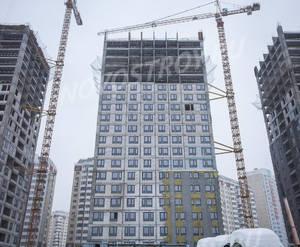 ЖК «Путилково»: ход строительства корпуса №41.2