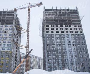 ЖК «Путилково»: ход строительства корпуса №41.3
