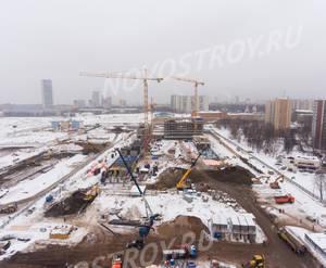 ЖК «Измайловский 11»: ход строительства владения №5а