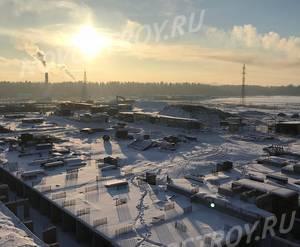 ЖК «Новоград «Павлино»: ход строительства корпуса №16,17,19