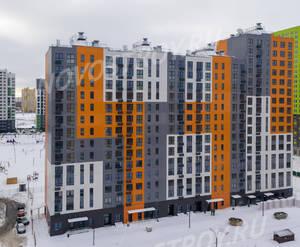 ЖК «Бутово парк 2»: ход строительства корпуса №28