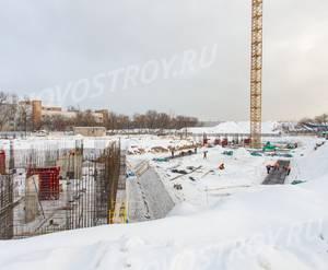ЖК «LIFE-Варшавская»: ход строительства башни №4