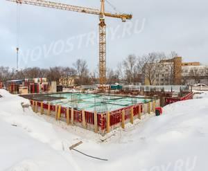 ЖК «LIFE-Варшавская»: ход строительства башни №5