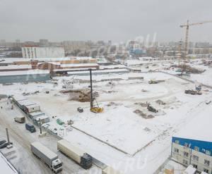 ЖК «LIFE-Варшавская»: ход строительства башни №6
