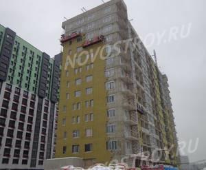 ЖК «Город»: ход строительства корпуса №4