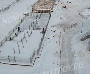 МЖК «Борисоглебское»: ход строительства корпуса №177