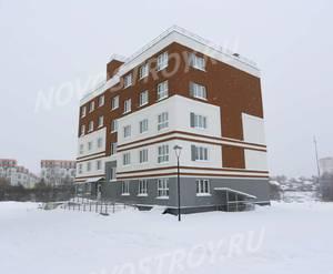 МЖК «Малина»: ход строительства корпуса №6.4