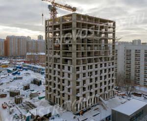 ЖК «Влюблино»: ход строительства корпуса №3