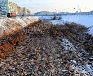 ЖК «Отрада»: ход строительства корпуса №35