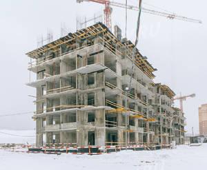 ЖК «Большое Путилково»: ход строительства