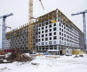 ЖК «Ильинские луга»: ход строительства корпуса №44