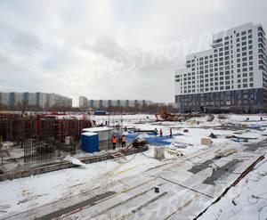ЖК «Ривер Парк»: ход строительства