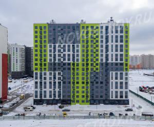 ЖК «Бутово-Парк 2Б»: ход строительства корпуса №31.1