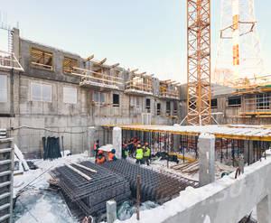 ЖК «Skandi Klubb»: ход строительства 4 очереди