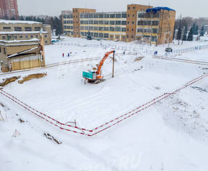 ЖК «Жулебино парк»: ход строительства корпуса №7