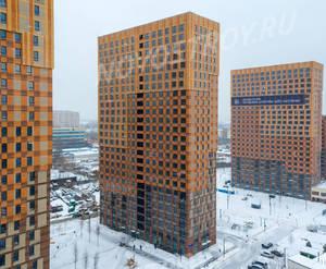 ЖК «Аннино Парк»: ход строительства строения №2