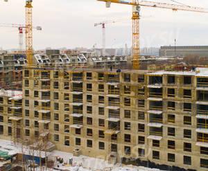 ЖК «Neva Haus»: ход строительства корпуса №1