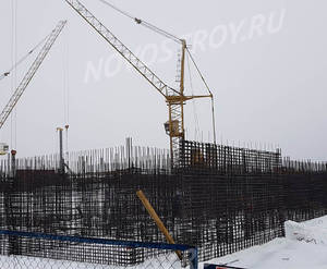 ЖК «Южная Битца»: ход строительства корпуса №3