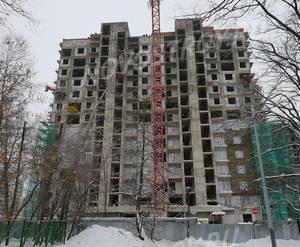 ЖК «Зеленоград Сити»: ход строительства корпуса №332