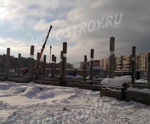 МЖК «Новое Бисерово 2»: ход строительства дома №9