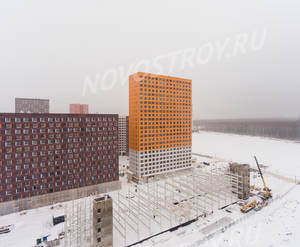 ЖК «Измайловский лес»: ход строительства корпуса №2.3