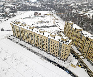 ЖК «Афродита-2»: ход строительства корпуса №17