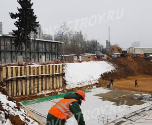 ЖК «Aquatoria»: ход строительства корпуса №C2