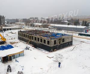 ЖК «Белая Дача парк»: ход строительства корпуса №3