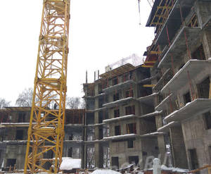 ЖК «Дмитров Парк»: ход строительства