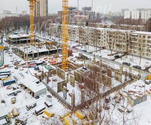 ЖК «Павлова 40»: ход строительства