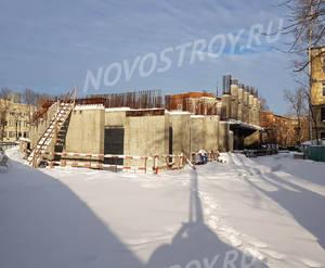 ЖК «Нескучный Home & SPA»: ход строительства