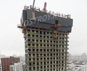 ЖК «Wellton Towers»: ход строительства корпуса №11.1