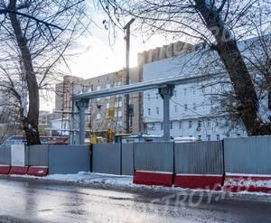 ЖК «White Khamovniki»: ход строительства