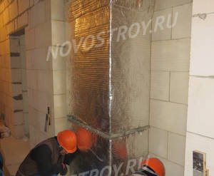 МФК «Nova Алексеевская»: ход строительства