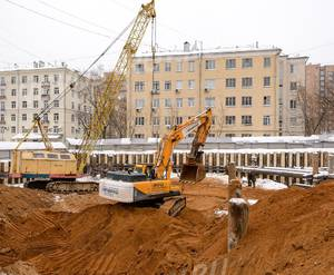 ЖК «Дом на Тишинке»: ход строительства