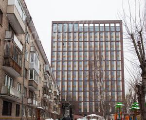 МФК «Пресненский вал 21»: ход строительства владения №21