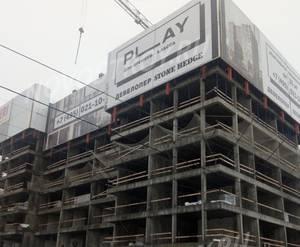 МФК «Play»: ход строительства