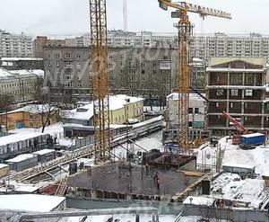МФК «Tatlin Apartments»: ход строительства