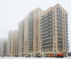 ЖК «Люберцы 2017»: ход строительства корпуса №40