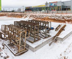ЖК «IQ Гатчина»: ход строительства 2 очереди, декабрь 2018