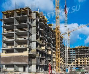 ЖК «Мурино 2020»: ход строительства (февраль 2019)