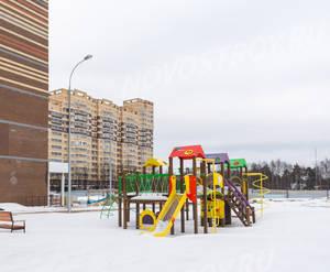 ЖК «Новое Пушкино»: ход строительства корпуса №14