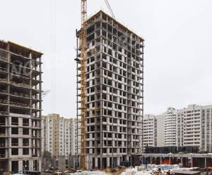 ЖК «Новочеремушкинская, 17»: ход строительства корпуса №3