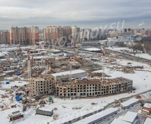 ЖК «Приморский квартал»: ход строительства