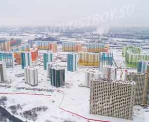 ЖК «Новая Охта»: ход строительства 2 этапа